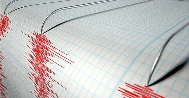 Yunanistan'da bir deprem daha