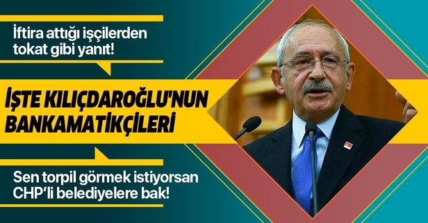 İşte Kılıçdaroğlu'nun bankamatikçileri