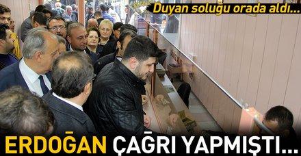 Erdoğan'ın yaptığı 'Dolarınızı bozdurun' çağrısına yoğun ilgi