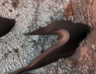 Marstan muhteşem görüntüler