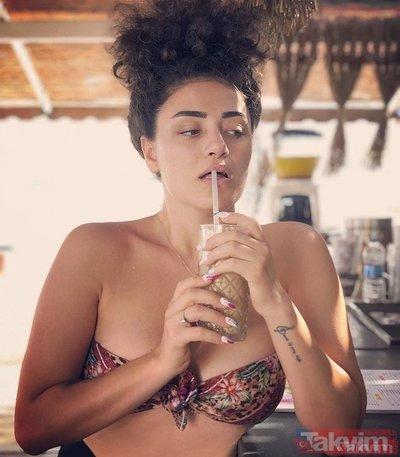 Adriana Lima'dan çok konuşulacak Miami pozları! Sevgilisi Emir Uyar'ı görüntülü arayarak...