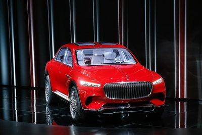 2018 Pekin Uluslararası Otomobil Fuarı