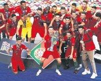 Hollanda'yı deviren Portekiz şampiyon