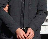 Firari savcı Yunanistana kaçarken yakalandı