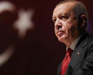 Son dakika: Başkan Recep Tayyip Erdoğan, şehit ailelerine başsağlığı diledi