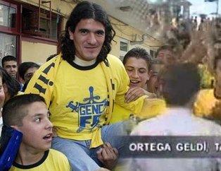 Fenerbahçe'den kaçarak ayrılmıştı! Ortega'nın son halini görenler inanamadı