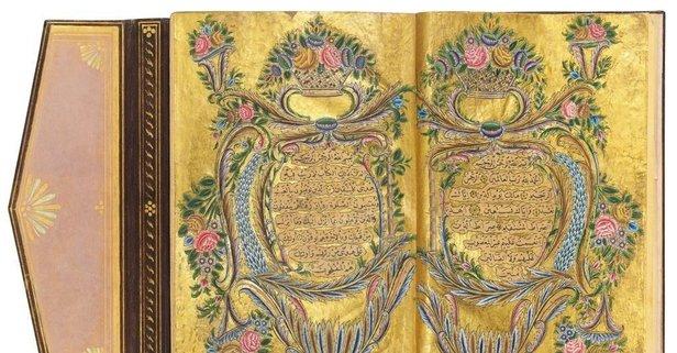 5 asırlık Kuran-ı Kerim bakın nerede ortaya çıktı!