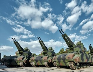 Türk Silahlı Kuvvetlerine 10 yeni Korkut teslimatı! Hava savunma alanında gücümüze güç katacak (Türkiye'nin yerli silahları)