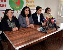 DBP'li Tuncel'den küstah tehdit