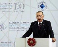 Cumhurbaşkanı Erdoğandan erken seçim açıklaması