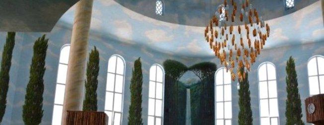 Kırşehir'deki bu cami Bakara Suresi'nden esinlenerek yapıldı! Şimdi dünyanın en ünlüsü