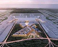 İstanbul Yeni Havalimanı'na gidecek hatlar belli oldu