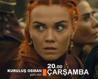 Kuruluş Osman yeni tanıtımında izleyiciyi şaşırtacak sürpriz isimler: Ragıp Savaş, Alma Terzic, Saruhan Hünel...