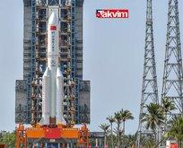 Çin roketi Türkiye'de nereye düşecek? Dünya alarma geçti!