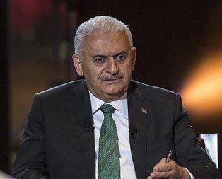 Başbakandan kritik Kandil açıklaması