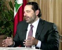 """Hariri: """"Kendi irademle Suudi Arabistan'dayım"""""""