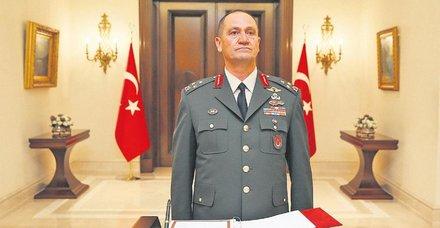2. Ordu Komutanı Temel Genelkurmay Denetleme ve Değerlendirme Başkanlığı'na atandı