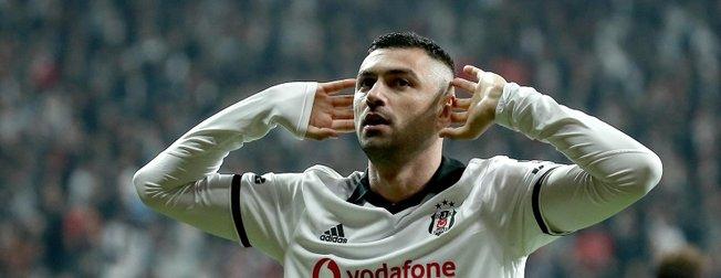 Kral atıyor, Beşiktaş kazanıyor! (MS: Beşiktaş 1-0 Göztepe)