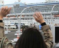 Cruise gemisinde 99 kişide daha Koronavirüs tespit edildi!