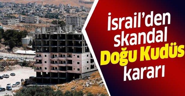 İsrail mahkemesinden skandal karar!