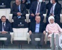 Başkan Erdoğan Bakü'de Bizim Çocukların yanında!
