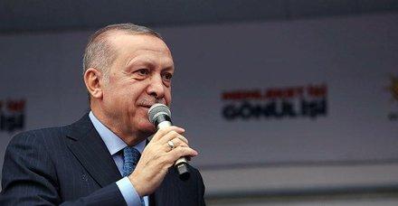 Başkan Erdoğan: Sabrımız taştı