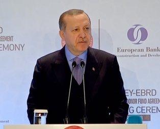 Erdoğan: Türk ekonomisi büyümeye devam edecek