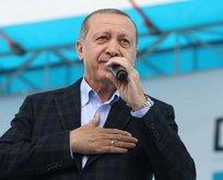 Erdoğan'dan o kuruluşa sert tepki