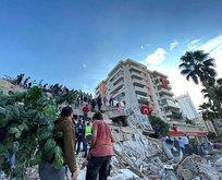 İzmir'de 6.6 büyüklüğünde deprem: AFAD bildiri yayınladı