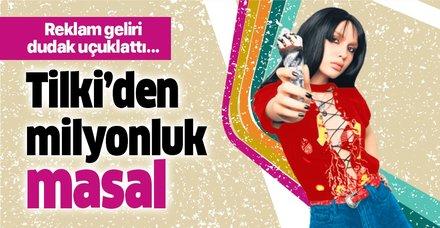 Aleyna Tilki'nin dondurma reklamından kazandığı para dudak uçuklattı