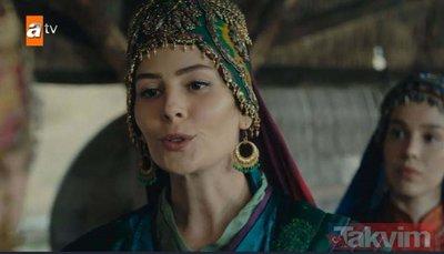 Kuruluş Osman'da dikkat çeken sahne: Bala Hatun ve Malhun Hatun'un iktidar mücadelesi obayı karıştırdı!