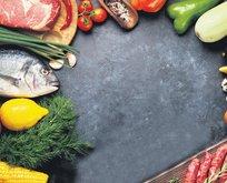 Sebze-balık sizi korur