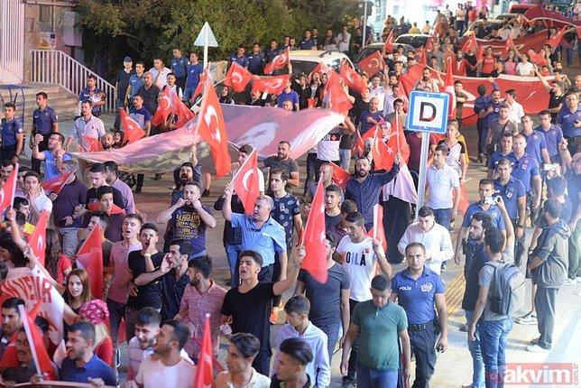 'Diyarbakır Anneleri'ne Mardin'den destek! Teröre 'Dur' dediler
