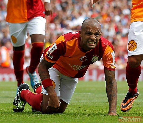 Galatasaraydan Melo hamlesi