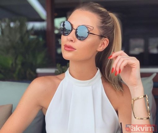 Serdar Ortaç'ın eski eşi Chloe Loughnan'dan çok konuşulan bikinili paylaşım!