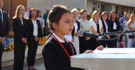 23 Nisan şarkısı ve sözleri dinle - 23 Nisan okul müdürü, öğrenci, öğretmen konuşma metni!
