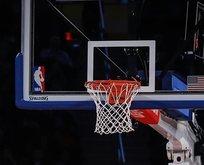 NBA heyecanı kaldığı yerden başladı! İki maç oynandı