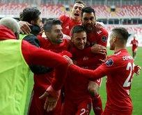 Sivas, Göztepe'yi 2 golle devirdi