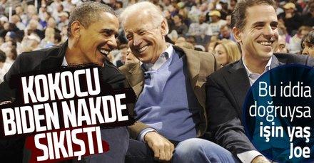 ABD Başkanı Joe Biden'ın oğlu Hunter Biden hakkında bomba iddia! 2 milyon dolar istedi...