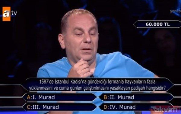 Kim Milyoner Olmak İster'in unutulmaz soruları   Milyoner en ilginç sorular ve cevapları