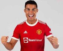 Ronaldo yine yaptı yapacağını! Taraftar kuyruğa girerken o...