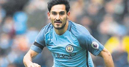 Manchester City'deki başarılı performansıyla gururumuz olan İlkay Gündoğan'ın aşk defteri kabardı