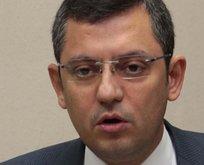 CHP'li Özgür Özel, devletin bir numarasına hakaret etti