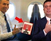 Ronaldo Atatürkçü çıktı