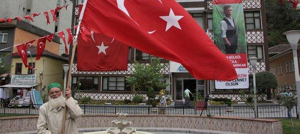 Tüm Türkiyeden Maçkadaki terör saldırısına tepki