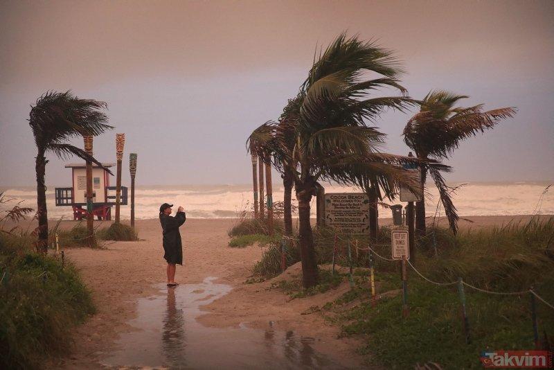 ABD'ye doğru ilerleyen Dorian Kasırgası'nda ölü sayısı giderek artıyor