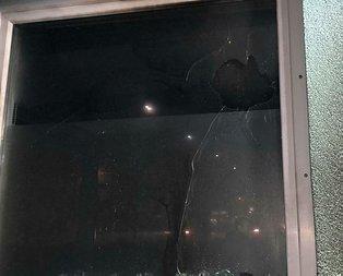 Almanya'da camiye alçak saldırı