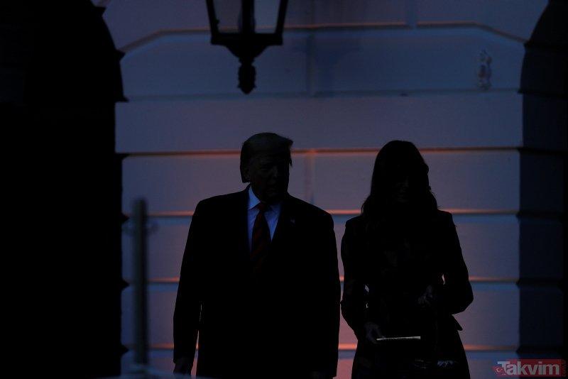 Donald Trump'tan bomba sözler: Suikasta uğrarsam Melania ağlamaz