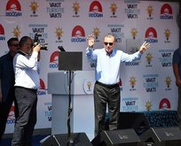 Erdoğan: Kandilde lider takımını hallettik