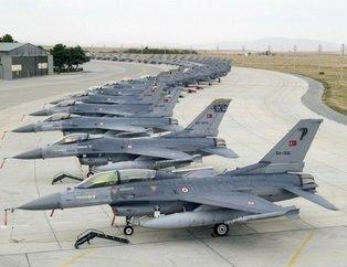 İngiliz dergi açıkladı! Raporlara göre Türk Hava Kuvvetleri...